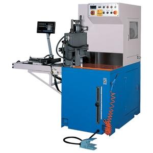 橫式鋁材切斷機-慶祥機械工業股份有限公司-彰化