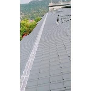 屋頂琉璃鋼瓦防水工程1