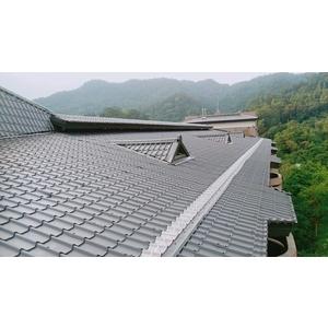 屋頂琉璃鋼瓦防水工程4