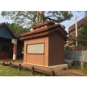 適用室外庭園造景設計
