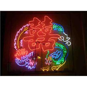 雙喜龍鳳燈-多智股份有限公司-新北