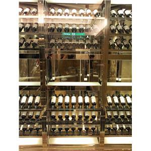 板橋吉立餐廳酒櫃2-振揚金屬設計工程行-新北
