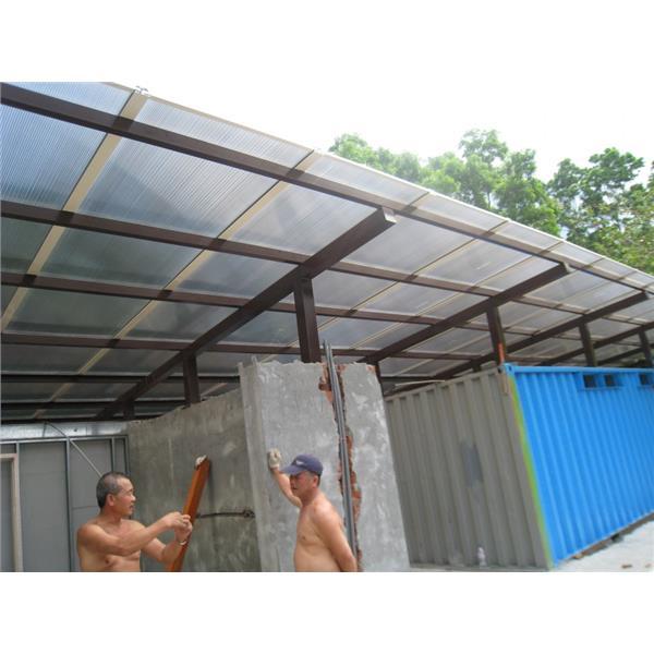 貴子坑 淋浴間屋頂-佐東企業有限公司-台北
