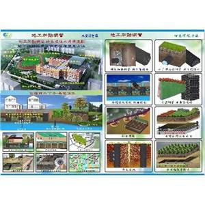 地工加勁網管-綠色環境規劃