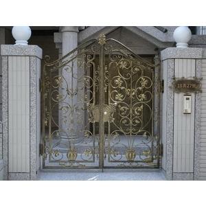 鍛造大門欄杆-上騰金屬有限公司-基隆