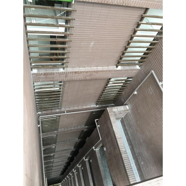 梯間外牆鋁格柵