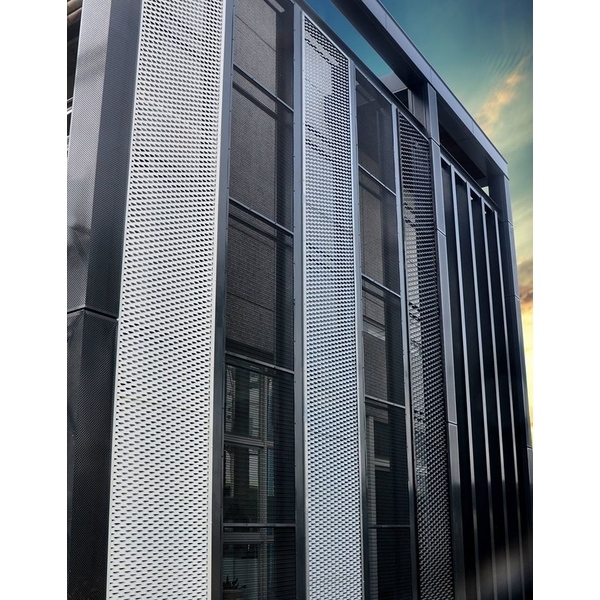久恩外牆遮陽擴張網