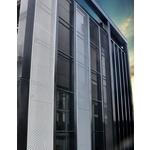 久恩外牆遮陽擴張網-久恩企業股份有限公司-金屬擴張網,點焊鋼絲網,金屬沖孔網,建築外牆專用擴張網