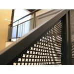 久恩沖孔網室內設計應用-久恩企業股份有限公司-金屬擴張網,點焊鋼絲網,金屬沖孔網,建築外牆專用擴張網