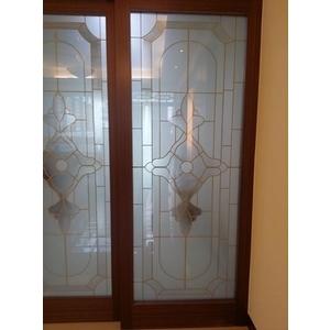 玻璃藝術門