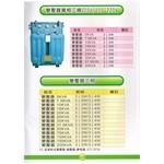 27 變壓器單相三線220V110-220V&變壓器三相