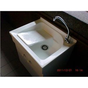 SA60公分洗衣台 寬60公分 深度48公分-益馨企業-雲林