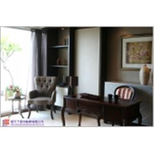 書房整體規劃裝潢設計-冠天下室內裝修有限公司-高雄