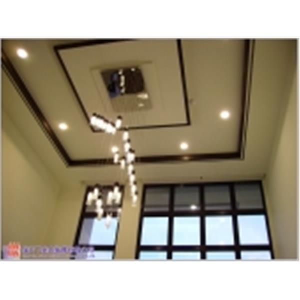 天花板裝潢施工程