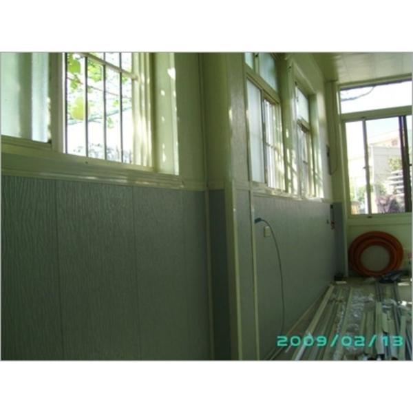 室內隔間金屬板工程-中央烤漆浪板有限公司-彰化