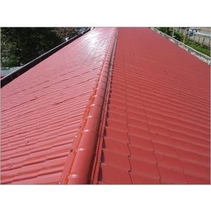 造型屋頂鋼瓦工程