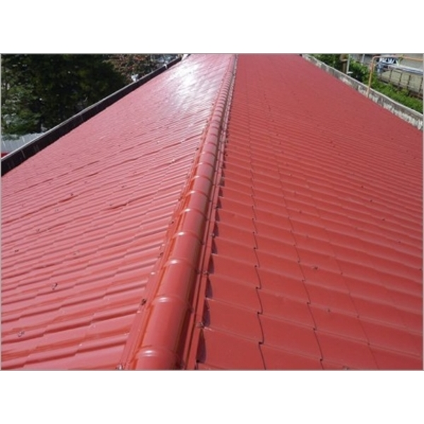 造型屋頂鋼瓦工程-中央烤漆浪板有限公司-彰化