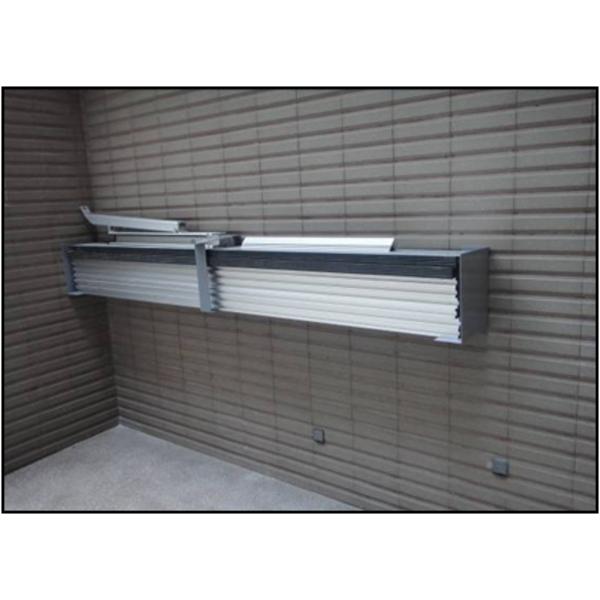 鋁合金防水閘門-紫福金屬建材有限公司-新北