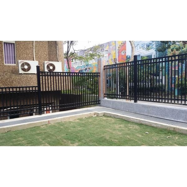 不銹鋼管烤漆欄杆-紫福金屬建材有限公司-新北