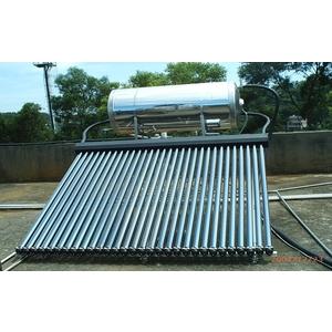 熱媒真空管式太陽能集熱器
