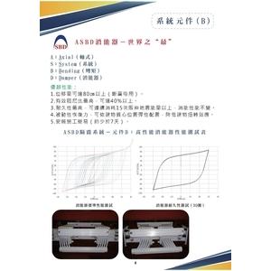 ASBD建築隔震結構-消能器-新光鋼阿爾格工程股份有限公司-新北