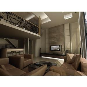 空間設計3D圖-生活空間室內設計有限公司-台中