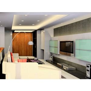 室內設計3D圖-生活空間室內設計有限公司-台中