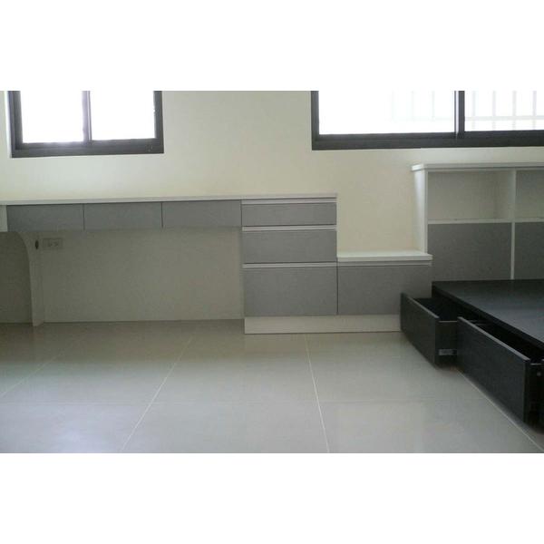 系統書桌-生活空間室內設計有限公司-台中