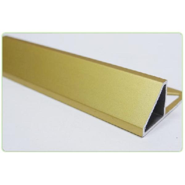 A1225-4三角斜邊鋁合金修邊條