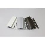 鋁合金滴水條-芊憓實業有限公司-滴水條,磁磚修邊條,收邊條,止滑條,金鋼砂,發光防滑條