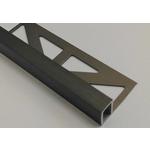 A1223-9鋁合金霧古銅拉絲修邊飾條