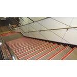 鋁底座止滑條-樓梯實績5
