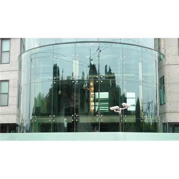 玻璃工程 (9)-詠輝玻璃行-台中