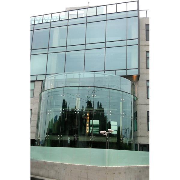 玻璃工程 (10)-詠輝玻璃行-台中