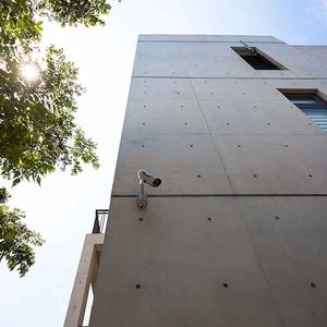 清水混凝土修飾與保護工法  SA工法(外牆)