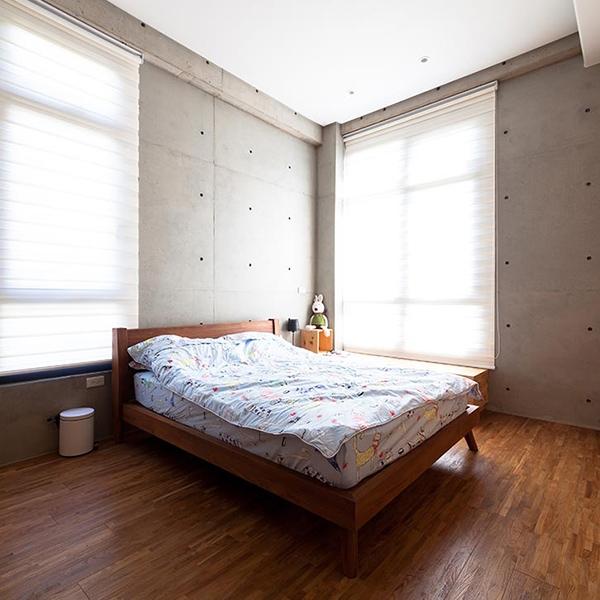 清水混凝土修飾與保護工法  SA工法(室內)-朋柏實業有限公司-台北