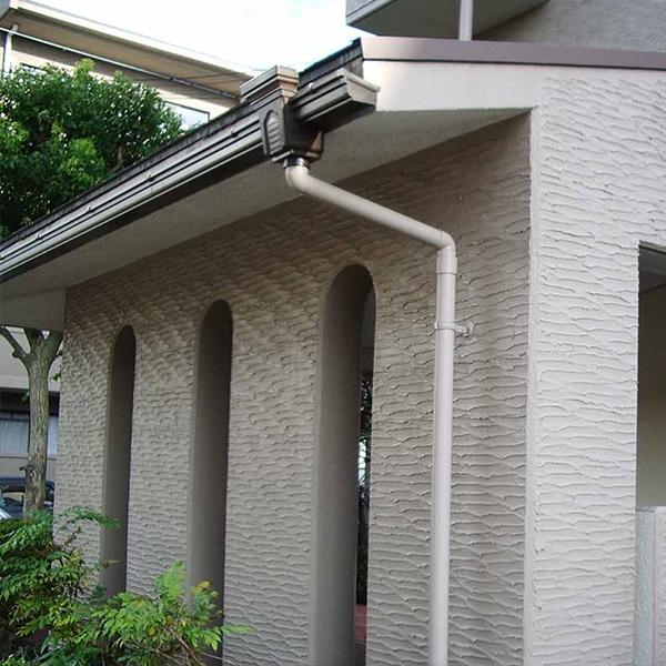 外牆拉皮專科工法_GR工法-日式造型厚塗工法-朋柏實業有限公司-台北