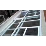 電動採光罩..單片固定單片開室外-電動採光罩,結構玻璃採光罩,氣密隔音窗,淋浴拉門,鋼鋁玻璃屋-田中金屬有限公司