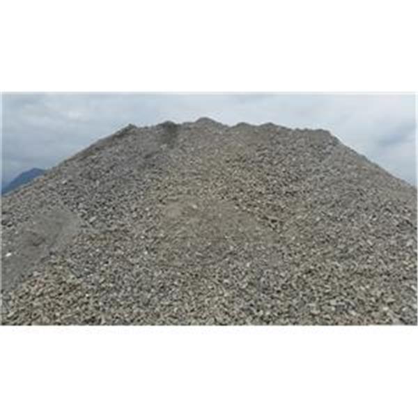 碎石級配(約5~7.5cm)