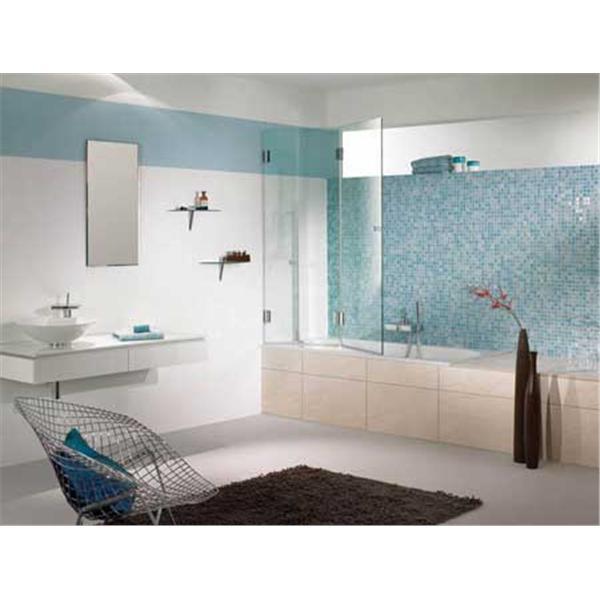 王醫師馬賽克設計衛浴