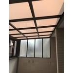 頂樓隔熱板採光罩-pic2