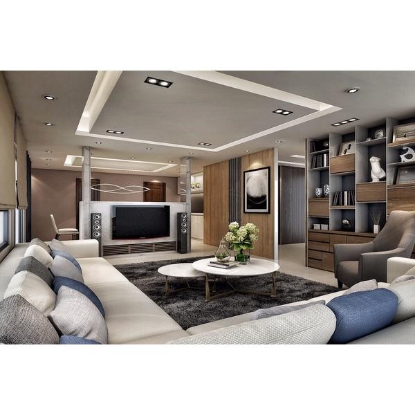 豪宅規劃設計-誼銘室內設計工程有限公司-新北