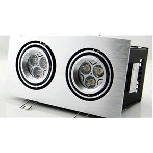 節能LED天花板燈-1瓦-全欣裝修工程公司-台中