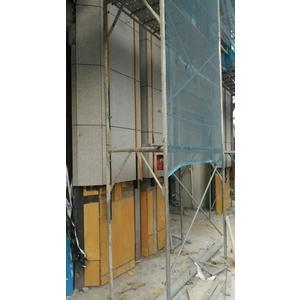 大樓外牆隔熱工程