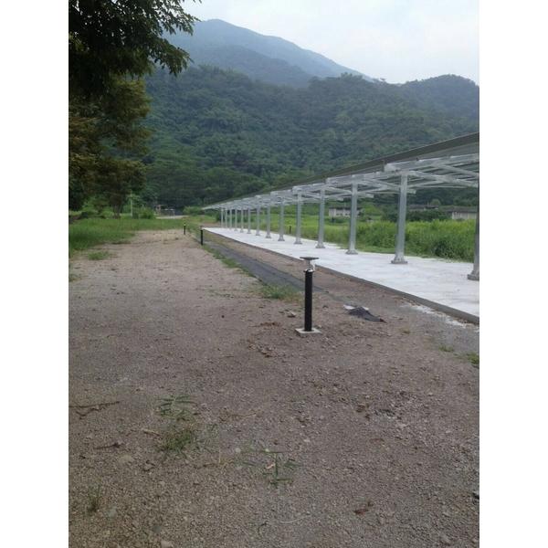 太陽能不鏽鋼景觀燈,型號AG-880025,高度100公分-驊灃企業有限公司-基隆
