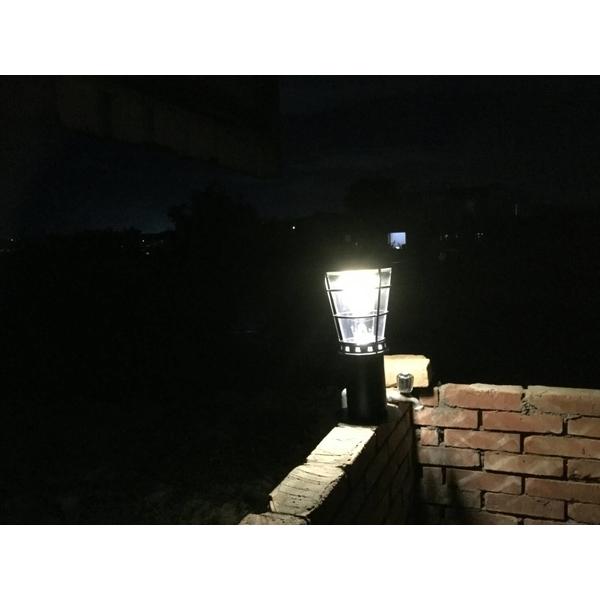 高亮度太陽能景觀庭園燈 38公分高6-驊灃企業有限公司-基隆