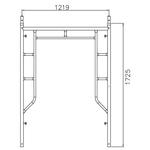 門型工作架-永安欣業有限公司-鋼管鷹架,鋼管支柱,模板螺絲,重型鷹架,舞台架,盤式鷹架