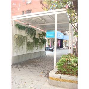 安全走廊(雨遮)-2-造籬有限公司-新北