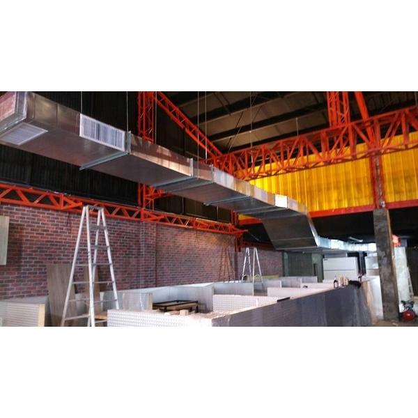 餐廳廚房風管-寶隆風管工程有限公司-台中