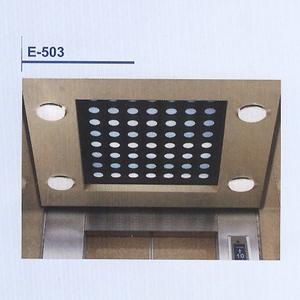 電梯車廂天花板-速立達機電工程有限公司台北分公司-南投
